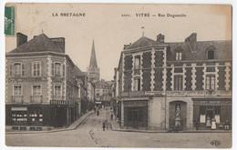 CPA 35 - VITRE (Ille Et Vilaine) - 2001. Rue Duguesclin - ELD - Vitre