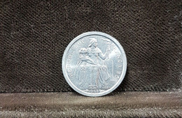 French Polynesia 50 Centimes 1965 Km 1 SC UNC - Other - Oceania