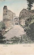 La-Roche-en-Ardenne , LAROCHE  ,  Entrée Du Chateau , ( Nels Série 50 ,n° 1 , Colorisée ) - La-Roche-en-Ardenne