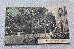 Viroflay, Hôtel Restaurant Lespour, Vue Des Jardins, Yvelines - Viroflay