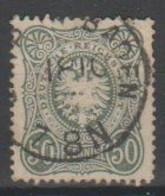 458/ Mi: 36 ; Used; 1875; Cat  €  15.00 - Used Stamps
