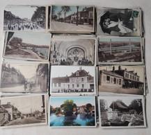 LOT ENVIRON 500 CARTES POSTALES ANCIENNES DIVERSES DROUILLE FRANCE - BON ETAT- A TRIER - - 500 Postcards Min.