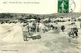 Cette = Les Salins De VILLEROY.    2127 - Ohne Zuordnung