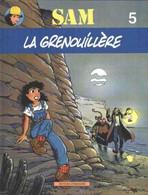 SAM 5 La Grenouillère EO BE Standaard 01/1994 Legendre Bosschaert (BI1) - Editions Originales (langue Française)