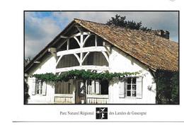 40 Les Landes De Gascogne  Ecomusée De Marquèze Maison De Mautre - Other Municipalities