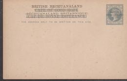 CP ENTIER POSAL - THREE HALF PENNY - 1885-1895 Kronenkolonie