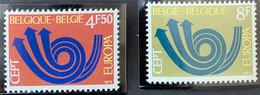 1973 - Europa - Postfris/Mint - Unused Stamps