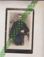 Achilles Ver Maercke-Alexander, Nazareth 1887, Aan Den Yzer Tot Rampscapelle 1914. Soldaat WW1 WO1.7e Linieregiment - Overlijden