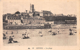 58-NEVERS-N° 4433-E/0193 - Nevers