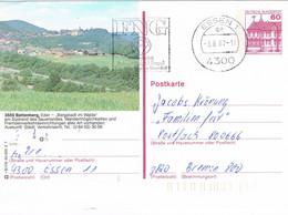 Deutschland Bildpostkarte Battenberg Eder - Landschaft, Sauerland - Bildpostkarten - Gebraucht