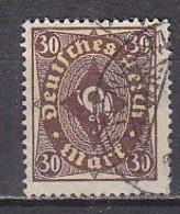 M5442 -  DEUTSCHES REICH EMPIRE ALLEMANDE Mi N°208 EXPERTIS - Used Stamps