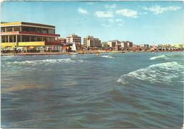 K4852 Chioggia (Venezia) - Sottomarina Lido - Panorama Dal Mare / Viaggiata 1963 - Chioggia