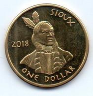 USA - 1 Dollar 2018 - SPL - Other