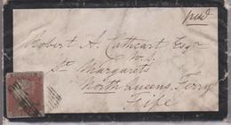 LSC - ONE PENNY R. / 3 J N 1854 - Briefe U. Dokumente