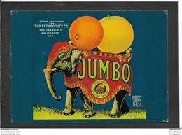 Jumbo - Non Viaggiata - Publicidad