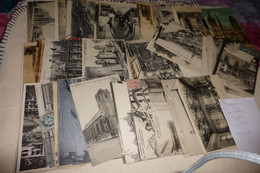 LOT DE 60 CARTES CPA CPSM PF ROUEN (76) - 5 - 99 Cartoline