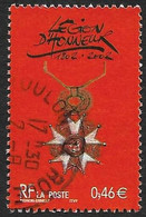 France  2002 -  Y&T 3490 - Légion D'Honneur   - Oblitéré - Gebruikt