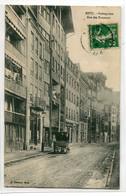 57 METZ Rue Des Tanneurs Cariole Maisons De Bois 1912 Timb -  F Courard Edit    D04 2021 - Metz