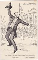 L.CHAGNY : LES SATISFAITS ,série Vive Le Gouverneur - Humor
