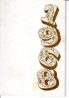 Calendrier Petit Format Poche 1968 Coutellerie Parapluie Dugue Descartes - Small : 1961-70