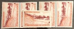 N° 1124 X5  Neuf ** Gomme D'Origine  TTB - Unused Stamps