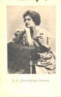 Russia:E.N.Merežkovskaja-Junnius, Pre 1920 - Autres Célébrités
