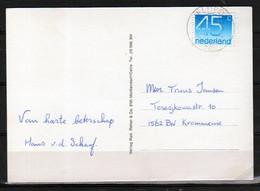 Veldpost 1980 Kaart Bergen Kreis Celle Lüneburger Heide (s26) - Briefe U. Dokumente
