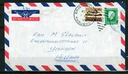 Christosal PAQUEBOT M.S. Nederlingen Panama (s7) - Briefe U. Dokumente
