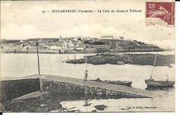 DOUARNENEZ - N°27 E. CARNEC éd - Cale Du Guet Et TRÉBOUL - Douarnenez