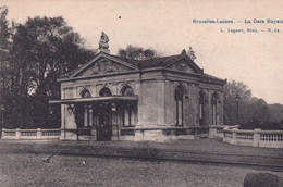 Laeken La Gare Royale - Stazioni Senza Treni