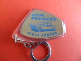 PC Auto Voiture Automobile Peugeot 204 - Piste Junior - Inclusion - Portachiavi