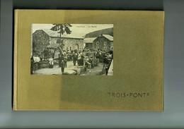 Trois-Ponts Recueil De Cartes Postales 1984 - Trois-Ponts
