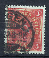 Deutsches Reich 172 Gest., Geprüft Infla - Usados