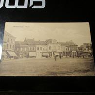 Willebroek Markt 1939 - Willebroek