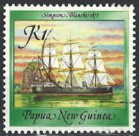 Papua New Guinea 1988. Mi.Nr. 566, Used O - Papua Nuova Guinea
