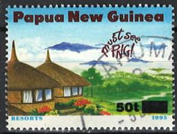 Papua New Guinea 1995. Mi.Nr. 736, Used O - Papua Nuova Guinea