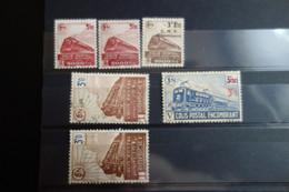 Lot De 1942/43  C.45e MH* - Neufs
