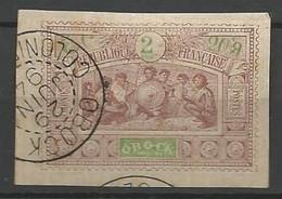 OBOCK N° 48 OBL - Used Stamps