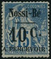 ** N°12 10c S/15 Bleu - TB - Non Classés
