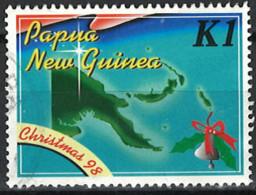 Papua New Guinea 1998. Mi.Nr. 843, Used O - Papua Nuova Guinea