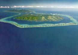 ~~ Moorea - Tahaa Et Raiatea , Les Iles Les Plus Historiques Des Iles Sous Le Vent (beaux Timbres) - Polinesia Francesa
