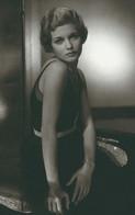 Joan Bennett  PHOTO POSTCARD - Donne Celebri
