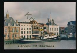 Maassluis - Echte Fotokaart [Z31-5.415 - Unclassified