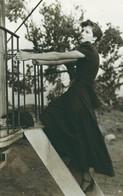 Katharine Hepburn PHOTO POSTCARD - Donne Celebri