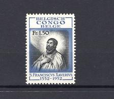 Belgisch  Congo 324 - MNH - 1947-60: Mint/hinged
