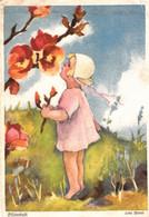 Lotte Winter ( Mili Weber Like) Bloemengeur - Other Illustrators