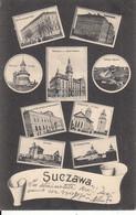 Suceava Suczawa  Romania Roumanie Bukowina  Bucovina Old Postcard - Rumania