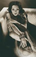 Lupe Velez  PHOTO POSTCARD - Donne Celebri