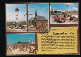 Egmond Aan Zee [Z31-6.827 - (gelopen Met Pz) - Unclassified