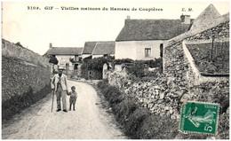 91 GIF - Vieilles Maisons Du Hameau De Coupières - Gif Sur Yvette